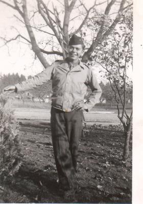 Granpa Don circa 1945